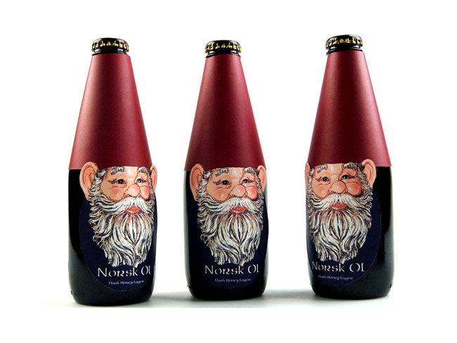 norwegian christmas beer