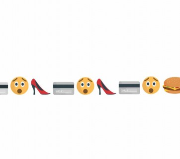 Clever Emoji Ads for McDonald's by Leo Burnett, see them at Ateriet.com
