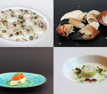 Try this Seafood Menu for New Year's Eve , get it at Ateriet.com