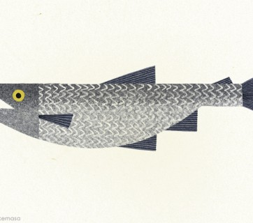 Ryo Takemasa food illustrations at Ateriet.com