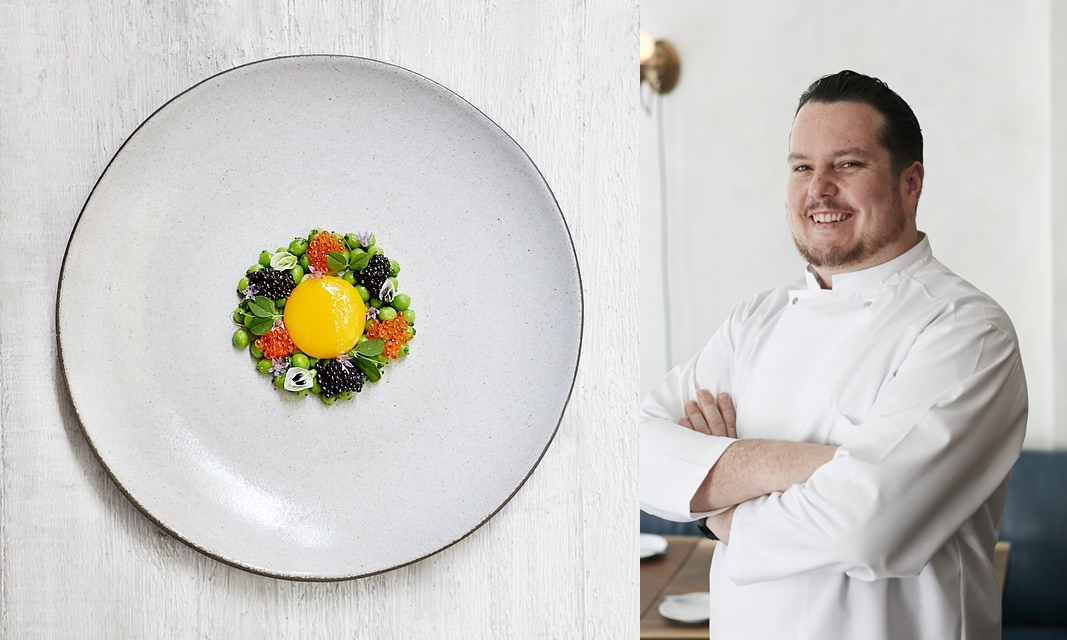 Chef Q&A with Matt Lambert of Musket Room, New York at Ateriet
