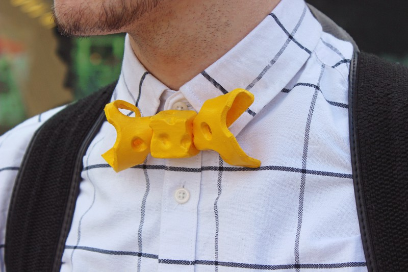 Food Bowties for the Fashion Foodies