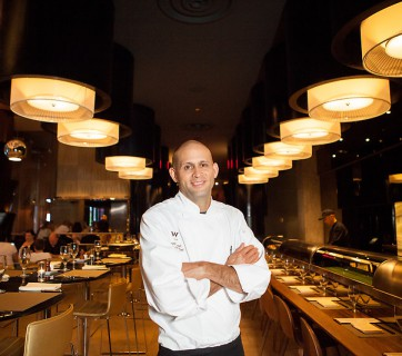 Meet Steven Ariel of Trace Restaurant, Seattle in our Chef Q&A. Read it at Ateriet