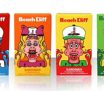20 Amazing Sardine Can Packaging Designs, sardine packaging, sardine can, packaging