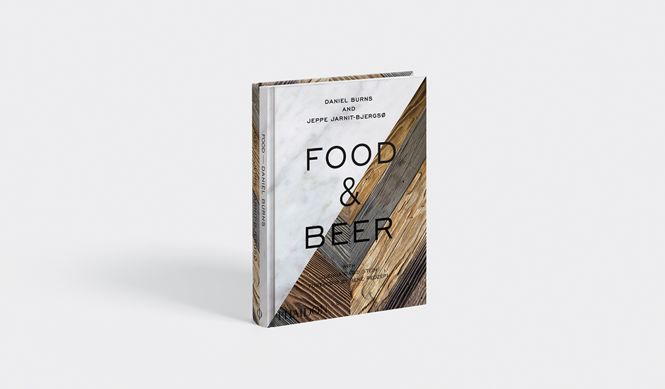 Food and Beer Cookbook by Daniel Burns is out in May, see it at Ateriet