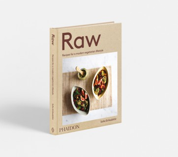 Raw Cookbook brings you the best in Nordic Vegetarian