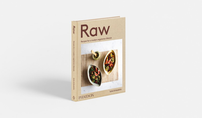 Raw Cookbook brings you the best in Nordic Vegetarian