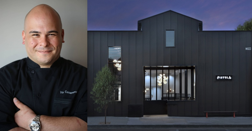 Chef Q&A with Vic Casanova of Pistola and Gusto, Los Angeles - Ateriet.com