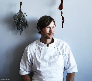 Chef Q&A with Rasmus Kofoed of Geranium, Copenhagen - Ateriet.com - A Food Culture Website
