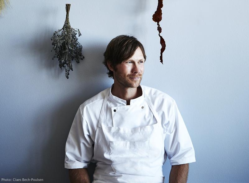 Chef Q&A with Rasmus Kofoed of Geranium, Copenhagen - Ateriet.com - A Food Culture Website