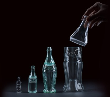 Coke Babushka Bottle Collection for its 100th Birthday