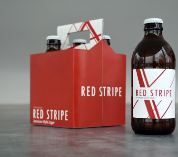 Red Food Packaging - A List of 15 Great Ones