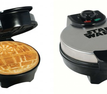 Death Star Waffle Maker - Get some killer breakfast
