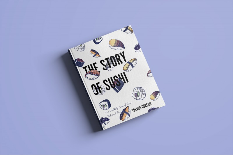 The Story of Sushi Book