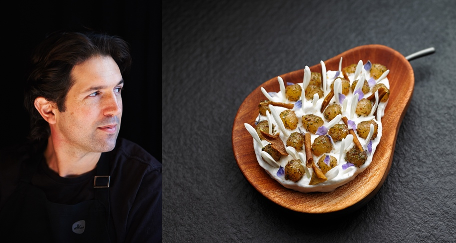 Chef Q&A with Ben Shewry of Attica in Melbourne, Australia. Read it at Ateriet - A Food Culture Website