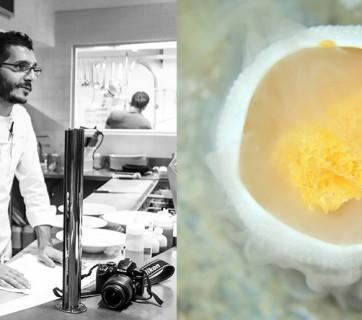 Chef Q&A with Walter el Nagar of Barbershop Restaurant Pop-Up
