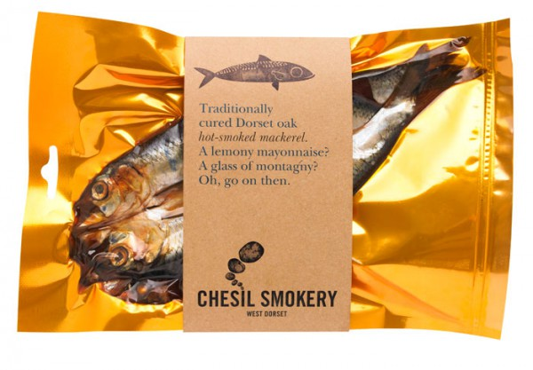 Chesil Smokery, Fish Packaging 10 Creative Examples at Ateriet.com