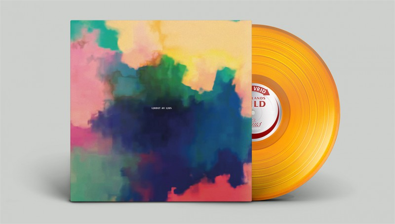 The sound of beer - Norrlands guld beer vinyl record