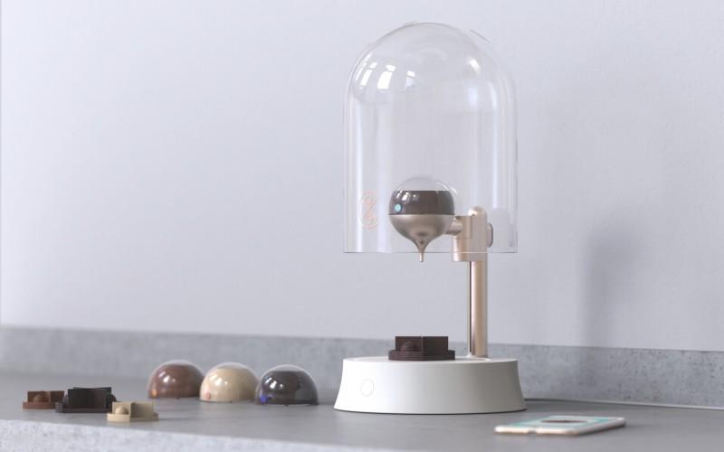 The XOCO Chocolate Printer