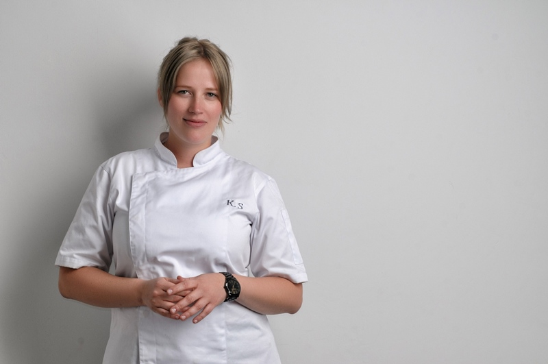 Kamilla Seidler of Gustu Restaurant, interview at Ateriet.com