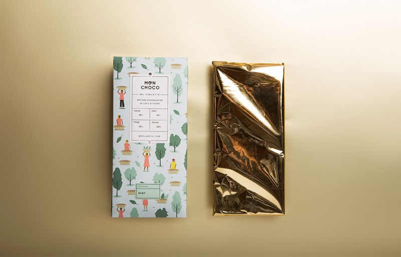 Mon Choco Chocolate Packaging by Futura - AterietAteriet | Food ...