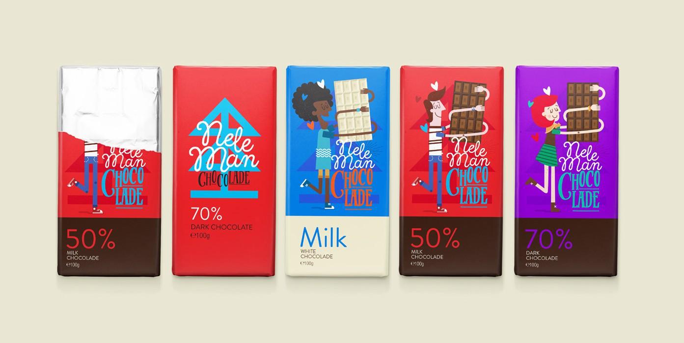 Packaging Design Cool Art
