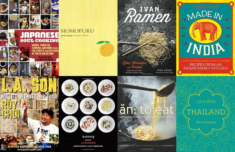 10 Asian Cookbooks Every Foodie Should Own