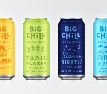 Seasonal Beer Packaging Design I Wish Was Real
