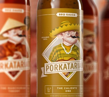 Vegetarian BBQ Sauce Will Make Pigs Happy And It Looks Great