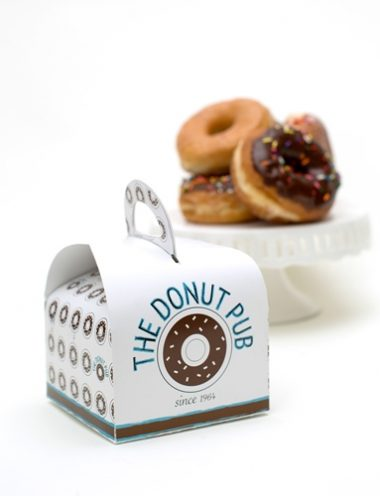 Donut Packaging - 18 Great Donut Packaging Designs at Ateriet.com