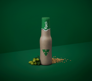 Carlsberg Wood Bottle Will Soon Be Real