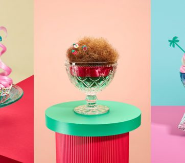 Hairy Cupcakes - See The Sweet Style Project by Paloma Rincón