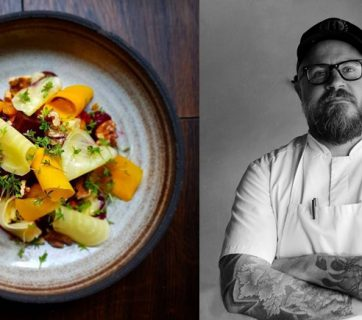 Meet Peter Orrmyr of Restaurants Natur and Bord 27 in Gothenburg