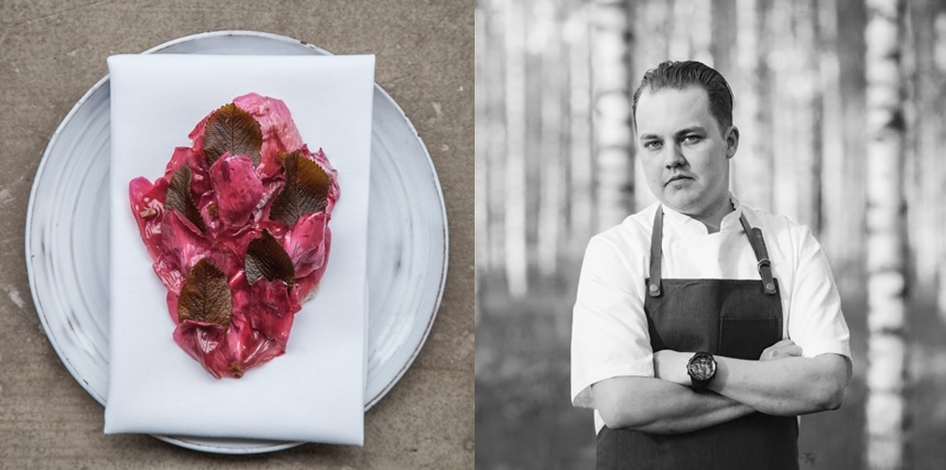 Meet Toni Kostian of Grön Restaurant in Helsinki, Finland in our Chef Q&A at Ateriet