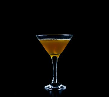 How To Make a Blood Orange Manhattan