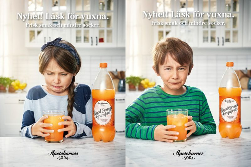Hilarious Ads For Sodas For Adults - Apotekarnes Soda