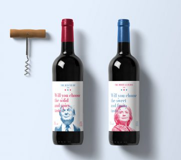 Red Wine Packaging Design - 35 Great Ones