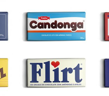 Retro Styled Chocolate Packaging Designs You Have To See