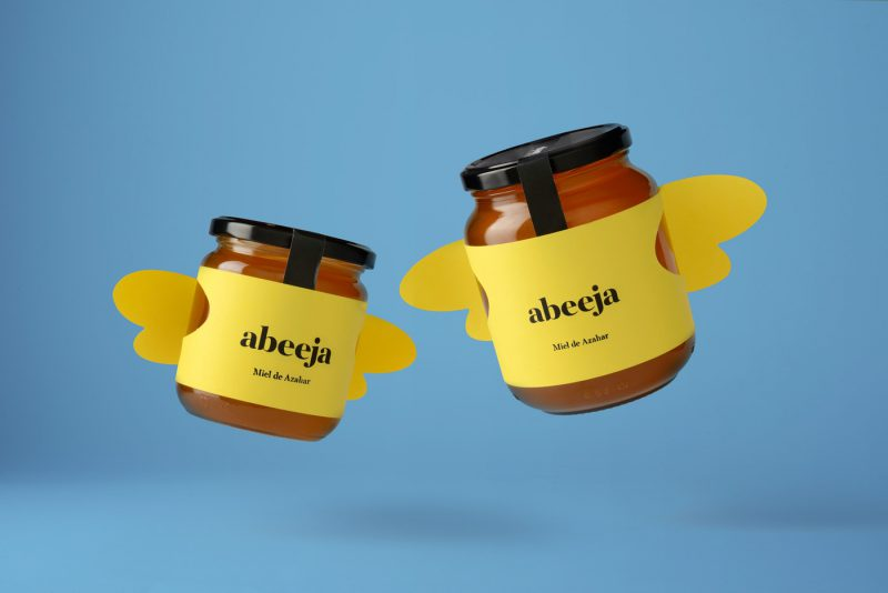 Flying Honey Jar - Yes, This Honey Can Fly (not really)