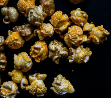 GH Cretors Popcorn Taste Test - The Mix