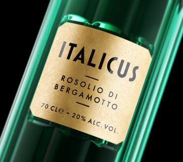 Italicus - Most Likely The Best Looking Bottle of 2016