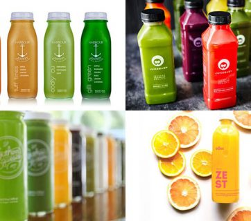 Raw Juice Packaging Design - Why They All Look The Same