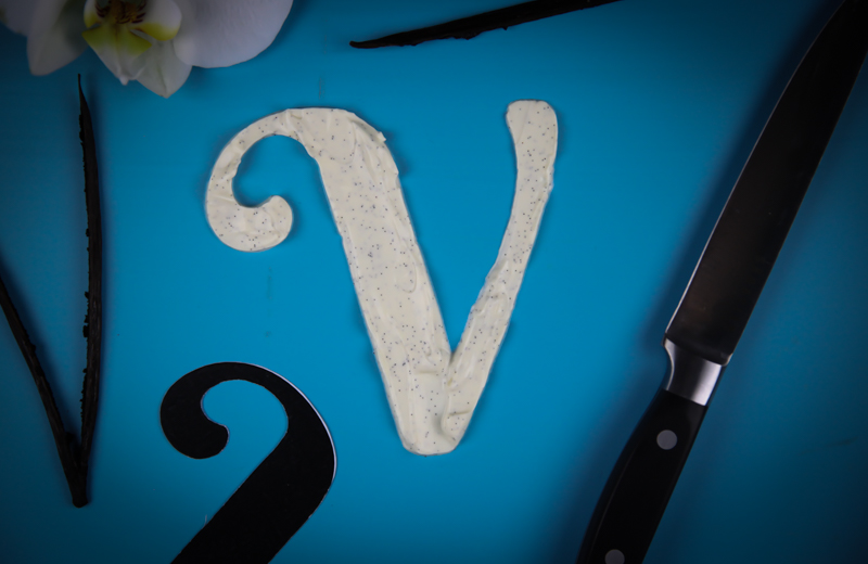 V is for Vanilla - A-Z Food Photography Project at Ateriet.com