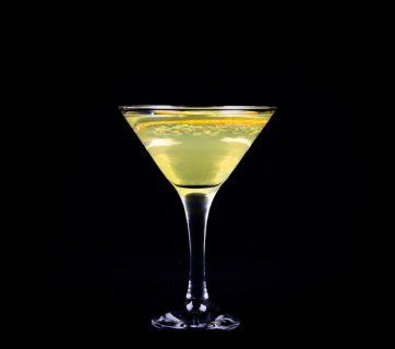 How To Make an Cointreau Champagne Cocktail