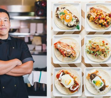 Meet Chef Erwin Tjahyadi of Komodo and upcoming Bone Kettle in our Chef Q&A