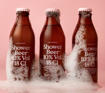 Shower Beer Is Here - Get Clean While Sipping
