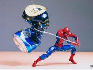 Superheroes Plays With Food In This Great Instagram Series