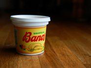 Banos Taste Test - Weird Norwegian Spreadable Banana for Sandwiches