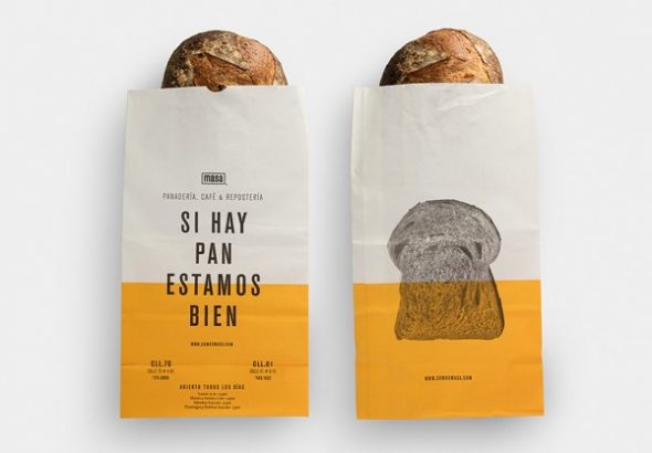 18 Bread Packaging Designs That You Need To See ...