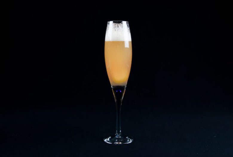 Pink Grapefruit Mimosa - The One Mimosa You Really Should Be Drinking